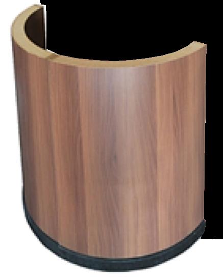 Image sur 10301- Supreme wooden leg ( Sold individually)